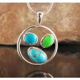 Turquoise & Mojave Turquoise Pdt Med